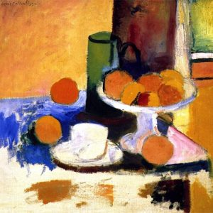 Henri Matisse, Still Life with Oranges