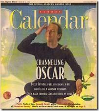 Billy Crystal Channeling Oscar